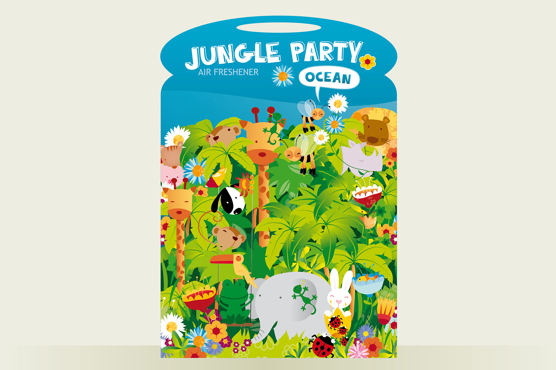 Living in the Jungle Party®